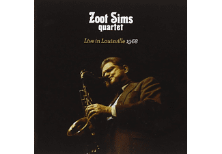 Zoot Sims - Live in Louisville 1968 (CD)