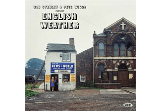 VARIOUS - English Weather (180gr.Clear 2LP) - (Vinyl)