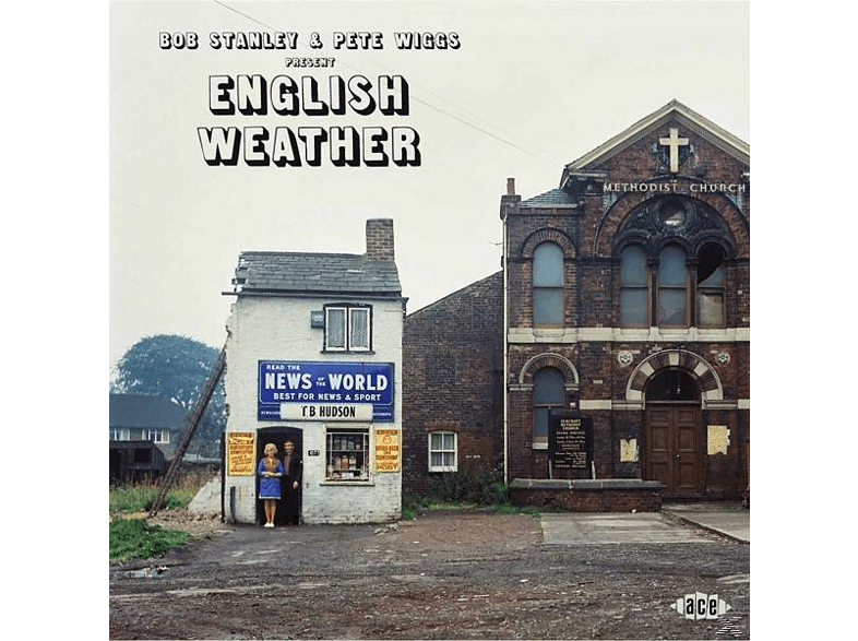 VARIOUS - English Weather (180gr.Clear 2LP) [Vinyl]