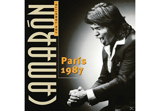 Camaron Con Tomatito - PARIS 1987 - (CD)