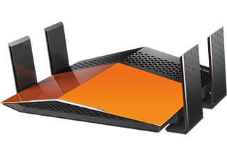 D-LINK DIR-869 EXO AC1750 Wi Fi Router - Orange
