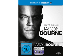 Jason Bourne (Limited Steel-Edition) - (Blu-ray)