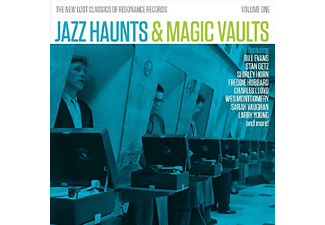 VARIOUS - Jazz Haunts & Magic Vaults: New Lost Classic - (CD)