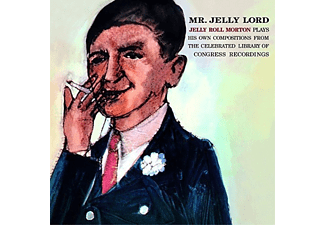 Jelly Roll Morton - Mr. Jelly Lord (CD)