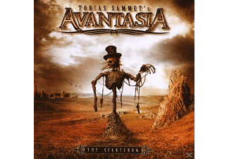 Avantasia - The Scarecrow - (CD)