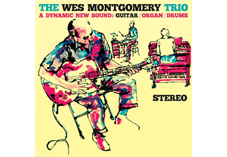 The Wes Mongormery Trio - A Dynamic New Sound (Vinyl LP (nagylemez))
