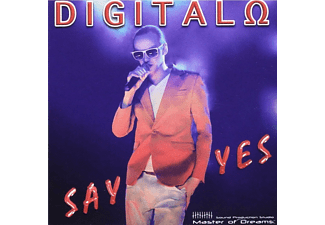 Digitalo - Say Yes - (CD)