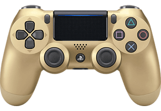 SONY PS4 Wireless Dualshock 4, Controller, Gold