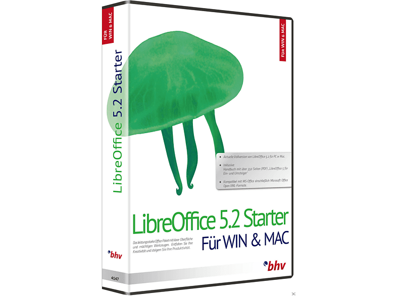 Libreoffice 5 2 Starter Für Pc Mac Office Programme