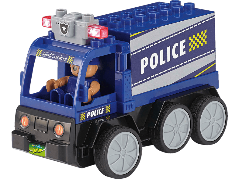REVELL RC-Junior Police Car RC Modellauto, Multicolor