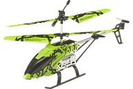 REVELL 23940 Helicopter Glowee 2.0 RC Helikopter, Grün/Schwarz