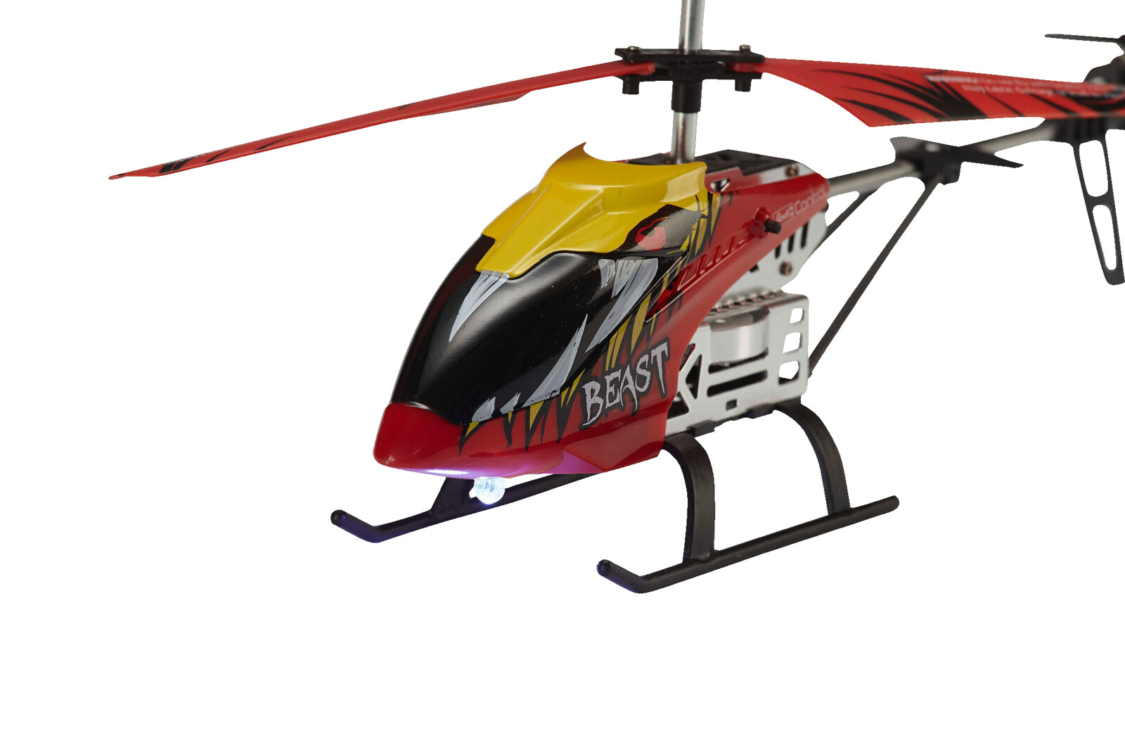 REVELL 23891 Helicopter Beast RC Helikopter Rot/Multicolor | eBay on