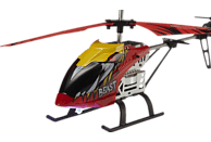 REVELL 23891 Helicopter Beast RC Helikopter, Rot/Multicolor