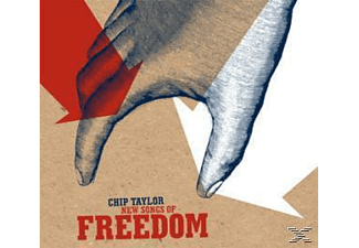 Chip Taylor - New Songs Of Freedom - (CD)