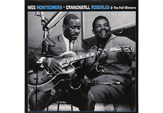 Wes Mongormery & Cannonball Adderley - The Poll Winners (Limited Edition) (Vinyl LP (nagylemez))