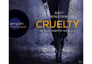 Anja Stadlober - Cruelty - (CD)