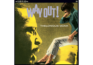 Thelonious Monk - Way Out! (HQ) (Vinyl LP (nagylemez))