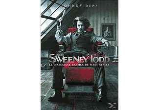 Sweeney Todd: The Demon Barber Of Fleet Street - DVD