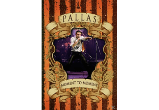 Pallas - Moment To Moment - (CD + DVD Video)
