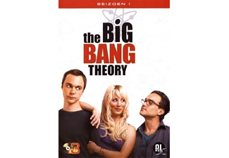 The Big Bang Theory - Seizoen 1 - DVD