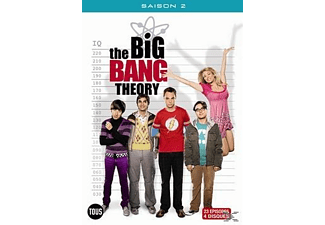 The Big Bang Theory Saison 2 DVD