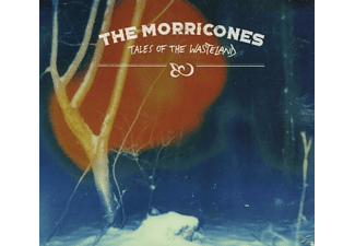 The Morricones - Tales Of The Wasteland - (CD)
