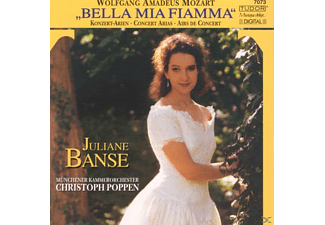 Juliane Banse - Bella Mia Fiamma - (CD)