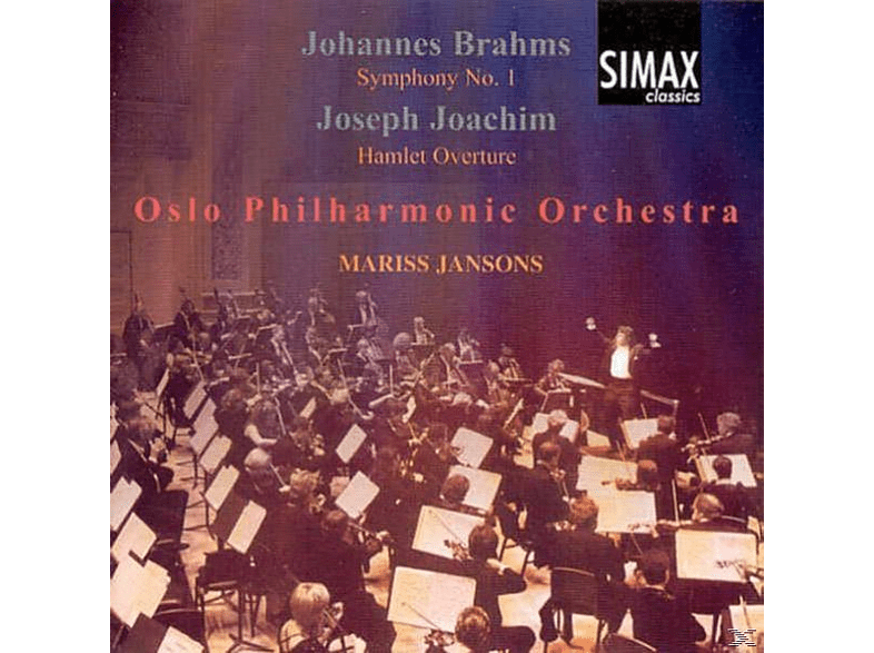 Oslo Philharmonic Orchestra/Mariss Jansons - Symphony No. 1/ Hamlet Overture [CD]