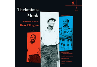 Thelonious Monk - Plays the Music of Duke Elling (Vinyl LP (nagylemez))
