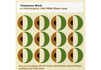 Thelonious Monk - In Philadelphia 1960 with Steve Lacy (CD)