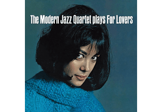 Modern Jazz Quartet - Plays for Lovers (CD)