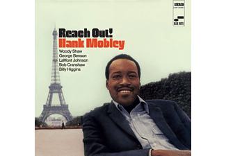 Hank Mobley - Reach Out! (Vinyl LP (nagylemez))