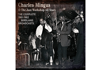 Charles Mingus - Complete 1961-62 (Deluxe Edition) (CD)