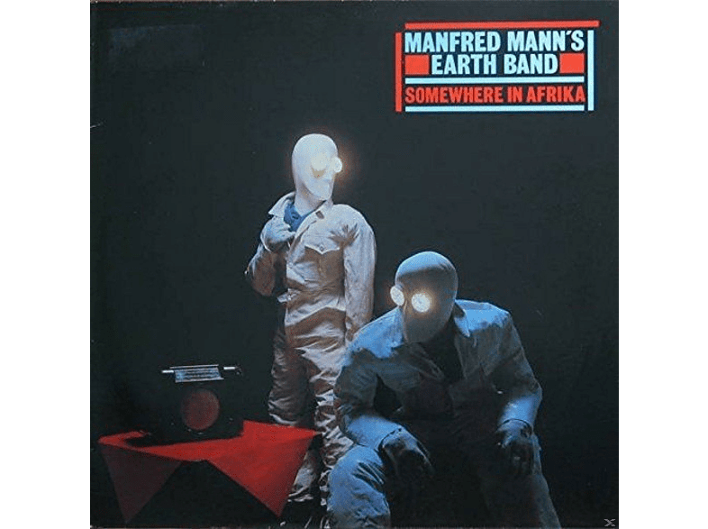 Manfred Mann's Earth Band - Somewhere In Africa (New Version+4 MP3 Tracks) [CD]