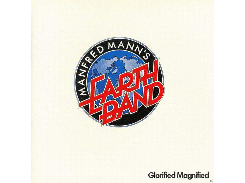 Manfred Mann's Earth Band - Glorified Magnified (New Version+4 MP3 Tracks) [CD]