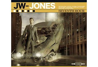 Jw Jones - Seventh Hour - (CD)