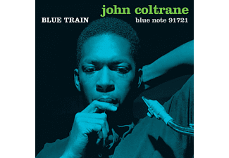 John Coltrane Blue Train Jazz/Blues CD