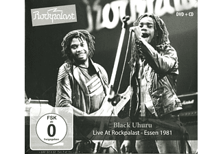 Black Uhuru - Live At Rockpalast - (DVD + CD)
