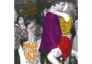 Jr. Gone Wild - Simple Little Wish - (CD)