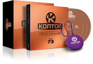 VARIOUS - Kontor Top Of The Clubs Vol.73 (Limited Edition) - (CD)