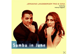 Gina, Jermaine Trio Landsberger - Samba In June - (CD)