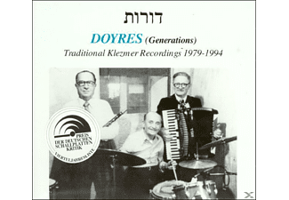 VARIOUS - Doyres-Traditional Klezmer Recordings 1979-1994 - (CD)