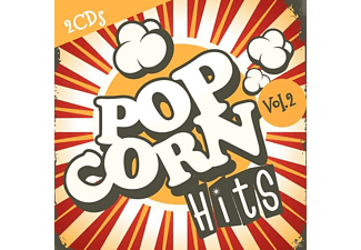 VARIOUS - Popcorn Hits Vol.2 - (CD)