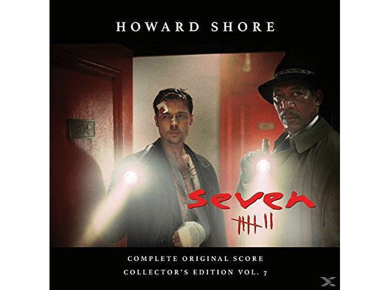 Howard Shore, OST/VARIOUS - Seven (Se7en)-Complete Original Score [CD]