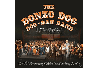 The Bonzo Dog Band - I Should Koko! 50th Anniversary Celebration - (CD)