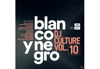 VARIOUS - Blanco Y Negro DJ Culture Vol.10 - (CD)