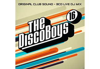 VARIOUS - Disco Boys Vol.16,The - (CD)