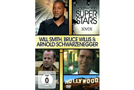 Hollywood Super Stars [DVD]