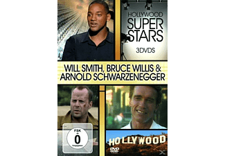 Hollywood Super Stars - (DVD)