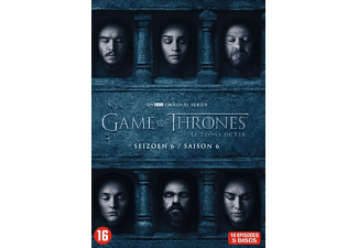 Game Of Thrones - Seizoen 6 - DVD